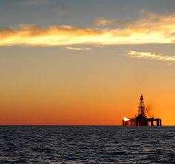 offshore gas production